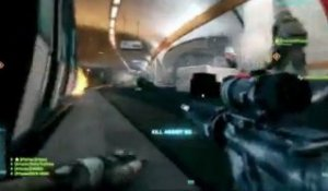 Battlefield 3 (PS3) - E3 2011 Trailer - Multiplayer