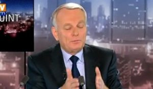 BFMTV 2012 : l'interview Le Point, Jean-Marc Ayrault