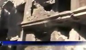 Syrie: Homs toujours sous les bombes