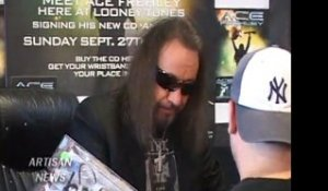 Ace Frehley Looney About Anomaly, Billboard Debut And Fans