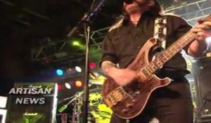 Motorhead Lemmy Says The World Is Yours And Don't Compromise