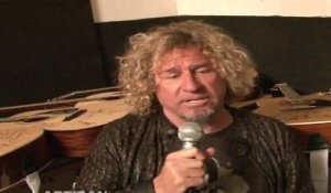 Sammy Hagar Explains New Chickenfoot Album