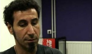 Serj Tankian 2008 interview (part 1)
