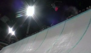 Winter X Games Europe 2012 - Women's Ski SuperPipe Finals