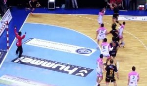 Barachet volleye pour Paty - Chambéry vs Cesson