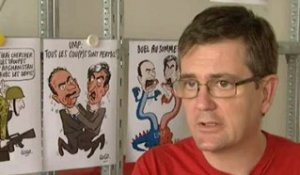 Interview de Charb de Charlie Hebdo