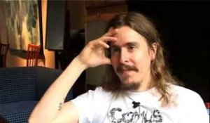 Interview Opeth - Mikael Akerfeldt (part 3)