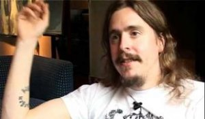 Interview Opeth - Mikael Akerfeldt (part 7)