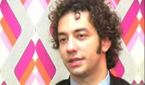 Interview Albert Hammond jr (part 2)