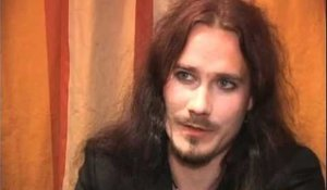 Interview Nightwish - Tuomas Holopainen (part 3)