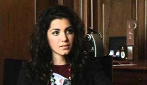 Katie Melua interview - 2008 (part 5)