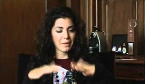 Katie Melua interview - 2008 (part 3)