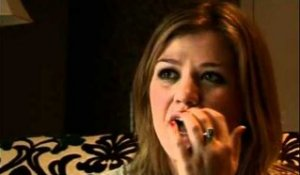 Kelly Clarkson interview (part 3)