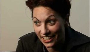 The Dresden Dolls interview - Amanda Palmer 2008 (part 3)