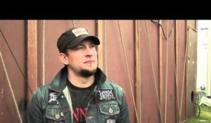 Volbeat interview - Michael Poulsen (part 2)