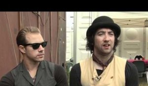 Plain White T's interview - Tom Higgenson and Tim Lopez (part 2)