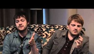 Kasabian interview - Tom Meighan and Chris Edwards (part 3)