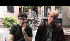 The Drums interview - Jacob Graham and Jonathan Pierce (part 1)