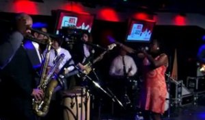 Sharon Jones - 8/13 - Genuine en live sur RTL