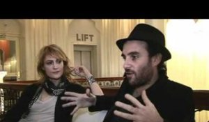 Metric interview - Emily Haines and Jimmy Shaw (part 3)
