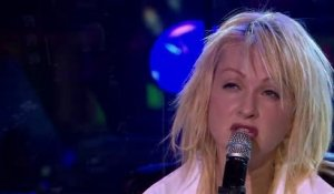 Cyndi Lauper - Time After Time (LIVE) 720 HD
