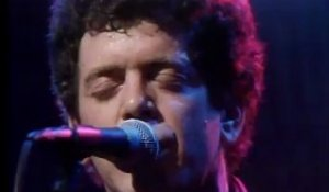 Lou Reed - Walk on the Wild Side (LIVE)