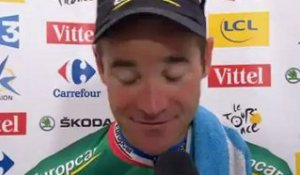 Tour de France 2012 - Interview Thomas Voeckler