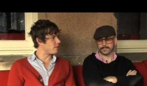 OK Go interview - Damian Kulash and Tim Nordwind (part 2)