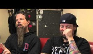 Lamb Of God interview - Chris and Willie Adler (part 1)