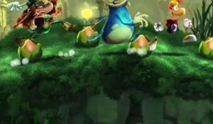 Rayman Legends : Trailer Gamescom 2012