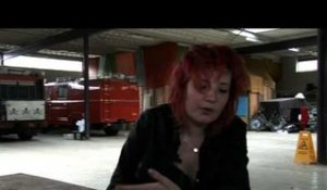 Roosbeef 2009 interview (deel 1)