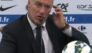 "Deschamps: ""Contrat rempli"""