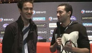 PGW 2012 : Interview Feast - Starcraft 2