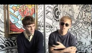 The Drums 2010 interview - Jonathan and Jacob (part 2)