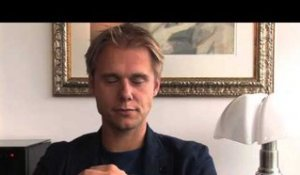 Armin van Buuren interview (part 1)