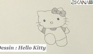Comment dessiner Hello Kitty simplement ? - HD