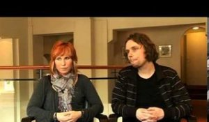 The Gathering 2009 interview - Silje Wergeland and Frank Boeijen (part 6)