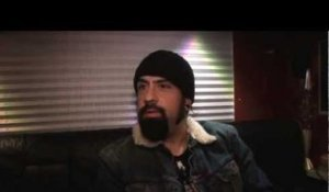 Anthrax interview - Rob Caggiano (part 2)