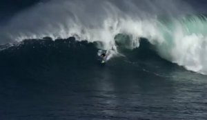 Jaws Peahi December 31 2012 Paddle In Surfing Jeff Rowley