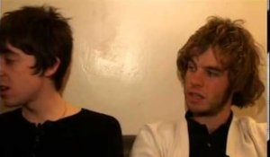 The Rascals 2008 interview - Miles and Joe (part 3)