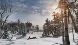 Assassin's Creed 3 - Bande-annonce #3 - Teaser de gameplay