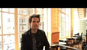 Train 2010 interview - Pat Monahan (part 1)