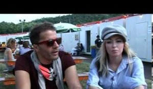 The Ting Tings 2009 interview - Katie and Jules (part 4)