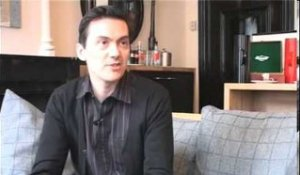 Tindersticks 2008 interview - David (part 1)