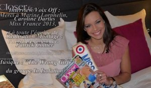 "Miss France 2013 : les ""indispensables beauté"" de Marine Lorphelin"