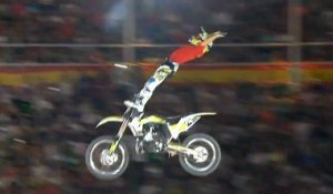 Best of Craziest FMX Tricks 2012 - The most amazing Tricks, Contests & Riders