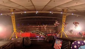Nitro Circus : la validation du Record du Monde !