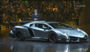Lamborghini Veneno $4.5 million supercar