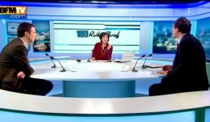 Jean-Marc Germain et Guillaume Peltier: le Face à face Ruth Elkrief - 05/03