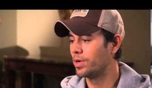 Enrique Iglesias 2010 interview (part 3)